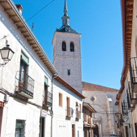 Iglesia desde la calle