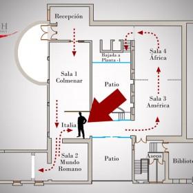 Plano Sala Italia