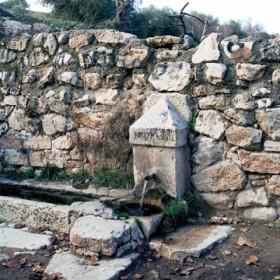 Fuente Moral; Fechas: Construcción 1841; Restauración 2005
