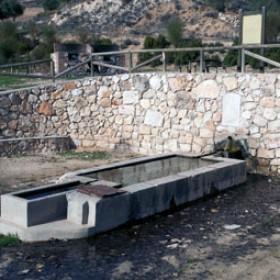 Fuente Valdegredero; Fechas: Construcción desconocida; Restauración 2000